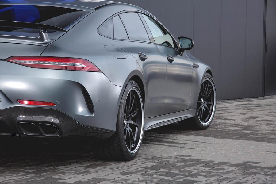 Posaidon GT 63 RS 830 Mercedes AMG GT 4 Tuerer X290 Tuning 5 Posaidon GT 63 RS 830+! Mercedes Monster auf AMG Basis!