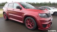 Renegade Tyrannos V2 Jeep Grand Cherokee SRT Widebody Tuning 11 190x107 Video: Tyrannos V2 Jeep Grand Cherokee SRT Drag Race!
