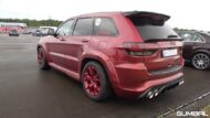Renegade Tyrannos V2 Jeep Grand Cherokee SRT Widebody Tuning 15 190x107 Video: Tyrannos V2 Jeep Grand Cherokee SRT Drag Race!