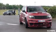 Renegade Tyrannos V2 Jeep Grand Cherokee SRT Widebody Tuning 2 190x107 Video: Tyrannos V2 Jeep Grand Cherokee SRT Drag Race!