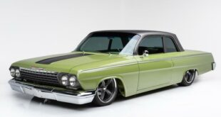 Restomod 1962er Chevrolet Biscayne mit LS3 2 310x165 Video: 600 PS starker 1972er Chevy Blazer als Restomod!