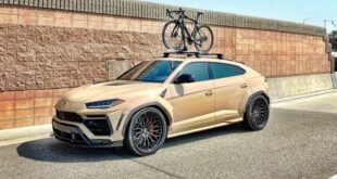 Sand Folierung RDB LA Lamborghini Urus 1016 Industries Kit Tuning 2 1 e1602479506508 310x165 Video: RDB LA Lamborghini Urus mit 1016 Industries Kit!