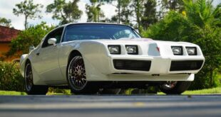 Schwartz Pontiac Trans Am Restomod V8 Tuning 25 310x165 Video: 600 PS starker 1972er Chevy Blazer als Restomod!