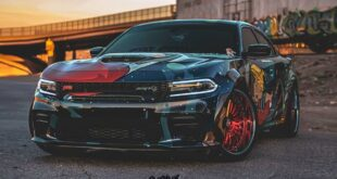 Skepple Dodge Charger Hellcat Widebody Daytona Folierung Airride Header 310x165 Video: 7 Sekunden Zeit im Underground Racing Audi R8!