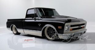 Slammed Chevrolet C10 Pickup Restomod 2 310x165 Restaurierter 1973er International Scout II mit GM V8!