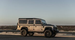 Summit Series Land Rover Defender V8 Himalaya Restomod 3 310x165 650 PS Land Rover Defender V8 vom Tuner Himalaya!