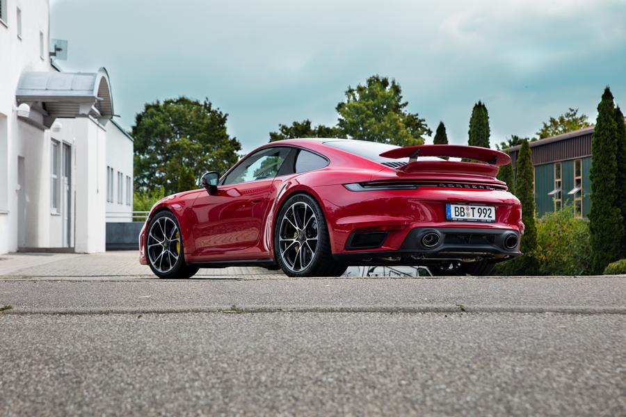 TECHART 2020 Porsche 911 Turbo 911 Turbo S 1002 Tuning TECHART   2020 Porsche 911 Turbo und 911 Turbo S (992)