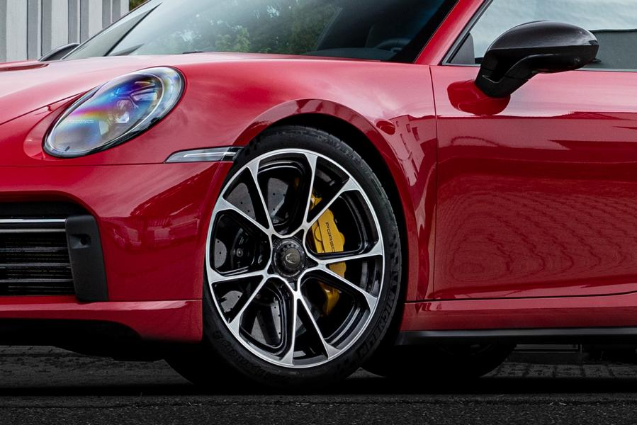 TECHART 2020 Porsche 911 Turbo 911 Turbo S 1005 Tuning TECHART   2020 Porsche 911 Turbo und 911 Turbo S (992)
