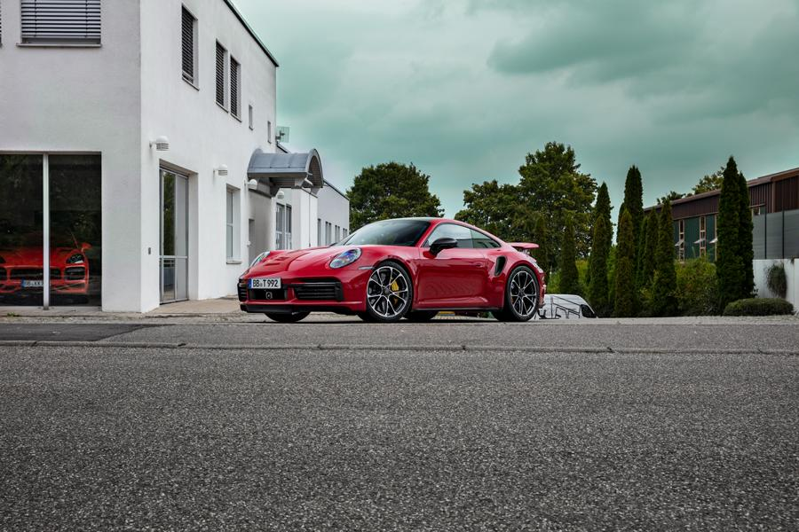 TECHART 2020 Porsche 911 Turbo 911 Turbo S 1006 Tuning TECHART   2020 Porsche 911 Turbo und 911 Turbo S (992)