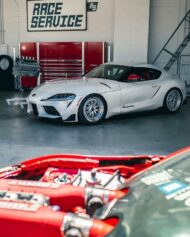Toyota Supra Judd Formula 1 V10 Ryan Tuerck 9 190x237 Video: Toyota Supra with Formula 1 V10 from Ryan Tuerck!