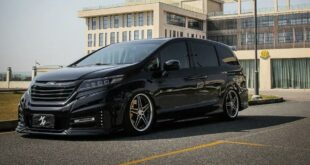 Tuning CDM Style Honda Elysion Hybrid Header 310x165 Minivan with eye-catching Tuning CDM Style on the Honda Elysion Hybrid