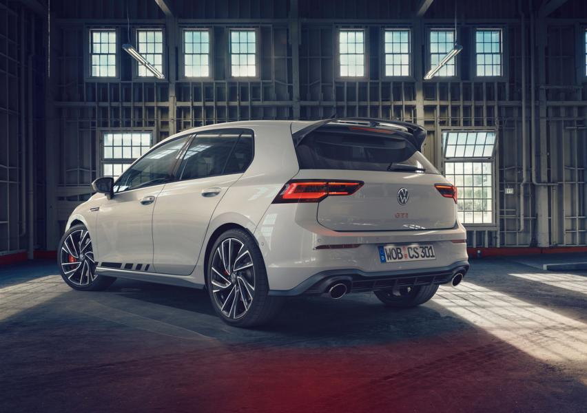 VW Golf GTI Clubsport MK8 Tuning 2 300 PS / 400 NM im neuen VW Golf GTI Clubsport (MK8)