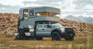 Widebody Ford F 550 Custom Camper Tuning 1 310x165 Widebody Ford F 550 as a powerful custom camper!