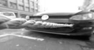 auto abschleppen lassen kosten benzin Warnblinkanlage 2