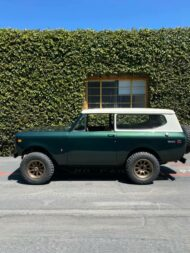 bulletproof 1973 International Scout II GM V8 Restomod Tuning 16 190x253 Restaurierter 1973er International Scout II mit GM V8!