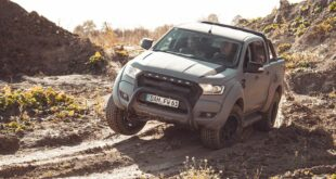 delta4x4 Ford Ranger Loder AT1 Offroad 310x165 Revolt Systems E Motor als Crate Engine mit 533 PS!