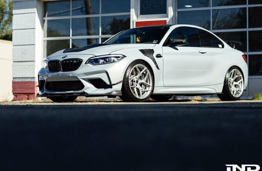 iND Distribution BMW M2 F87 Competition Coupe 18 iND Distribution +600 PS BMW M2 (F87) Competition Coupe!