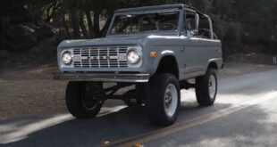 1969 Ford Bronco Icon BR mit Coyote V8 Triebwerk 5 310x165 Video: 1969 Ford Bronco Icon BR mit Coyote V8 Triebwerk!