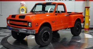1970 Chevrolet Pickup Lift Kit 2 310x165 Aiming high: 1970 Chevrolet Pickup with Lift Kit & 18 inches!