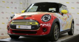 2020 MINI Electric Jubilaeum The F 33 310x165 In progress: Mini John Cooper Works models with E drive!