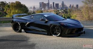 2020 Pandem C8 Chevrolet Corvette Widebody Header 310x165 Fertig: 2020 Pandem C8 Chevrolet Corvette Widebody!