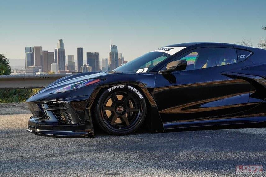 2020 Pandem C8 Chevrolet Corvette Widebody Tuning 4 Fertig: 2020 Pandem C8 Chevrolet Corvette Widebody!