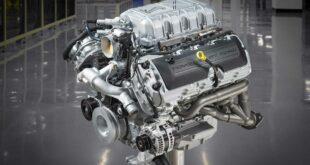 2020 Shelby GT500 Predator V8 Crate Engine Ford 4 310x165 Geheimprojekt: Ford Megazilla V8 Crate Engine Triebwerk!