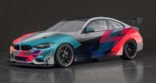 2021 BMW M4 GT4 four exclusive designs 5 310x165 2021 BMW M4 GT4 with four exclusive new designs!