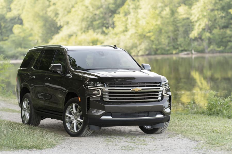 Oem Performance Parts For 2021 Chevy Tahoe Suburban