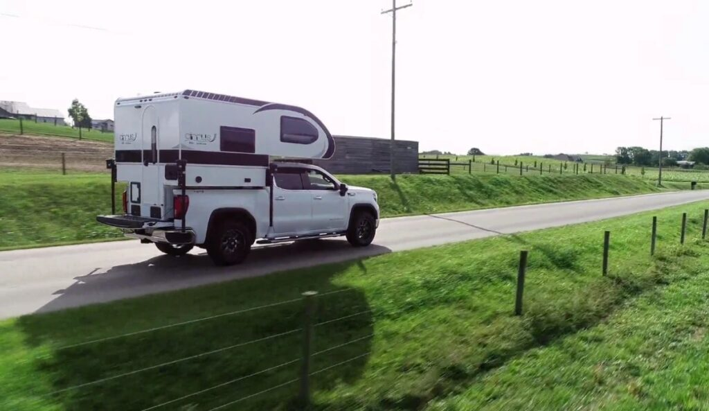 2021 Cirrus 620 nucamp Video: The 2021 Cirrus 620 Truck Camper from NuCamp!