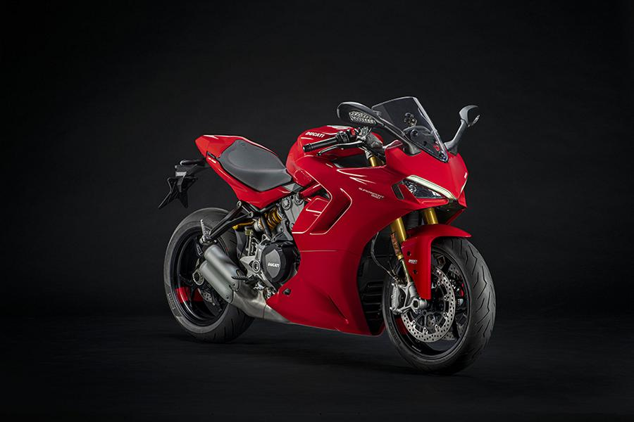 2021 Ducati SuperSport 950 Modellfamilie 1 2021 Ducati SuperSport 950   jetzt inklusive V4 Styling!