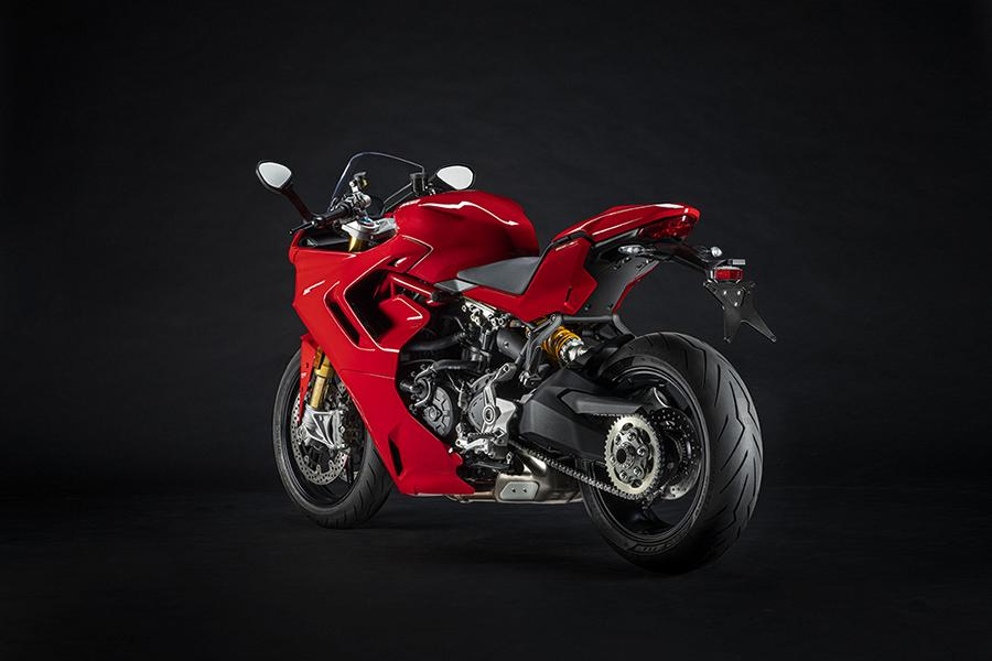 2021 Ducati SuperSport 950 Modellfamilie 3 2021 Ducati SuperSport 950   jetzt inklusive V4 Styling!