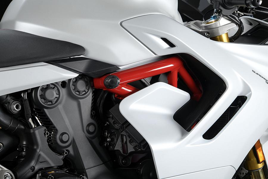 2021 Ducati SuperSport 950 Modellfamilie 32 2021 Ducati SuperSport 950   jetzt inklusive V4 Styling!