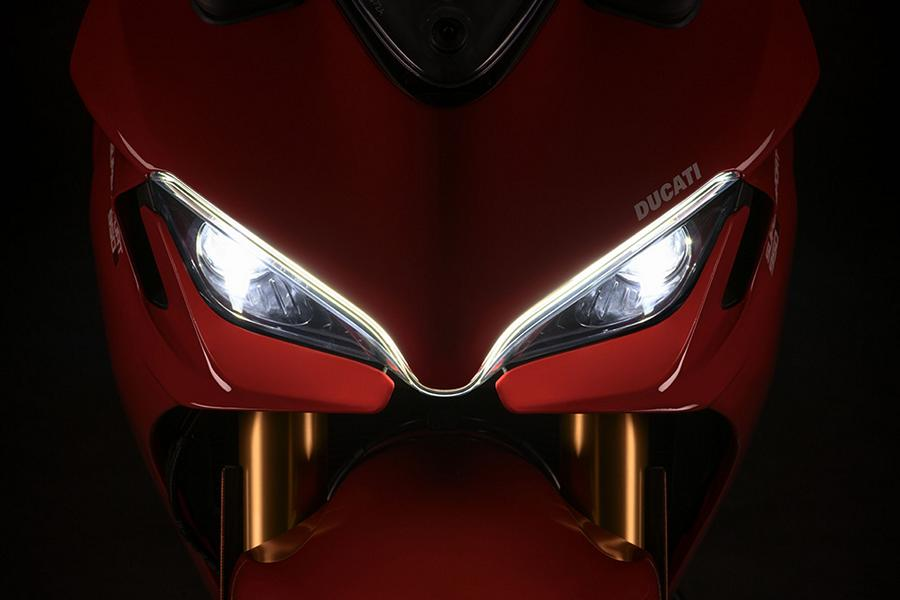 2021 Ducati SuperSport 950 Modellfamilie 7 2021 Ducati SuperSport 950   jetzt inklusive V4 Styling!