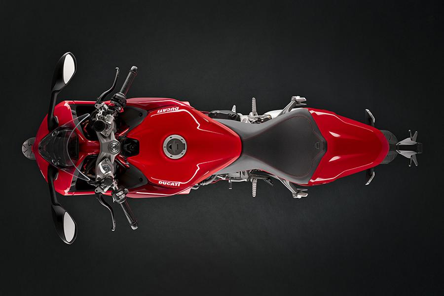 2021 Ducati SuperSport 950 Modellfamilie 9 2021 Ducati SuperSport 950   jetzt inklusive V4 Styling!