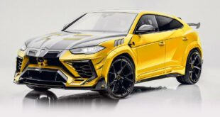 2021 Lamborghini URUS VENATUS EVO Mansory Widebody Tuning Head 310x165 2021 Lamborghini URUS VENATUS EVO Widebody by Mansory