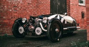 2021 Morgan Three Wheeler Edition P101 8 310x165 BMW V8 (N62) mit Comeback im Morgan Plus 8 GTR!
