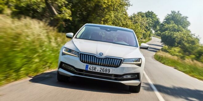 Maximum 280 hp! The 2021 Skoda Superb with 2,0 TSI!