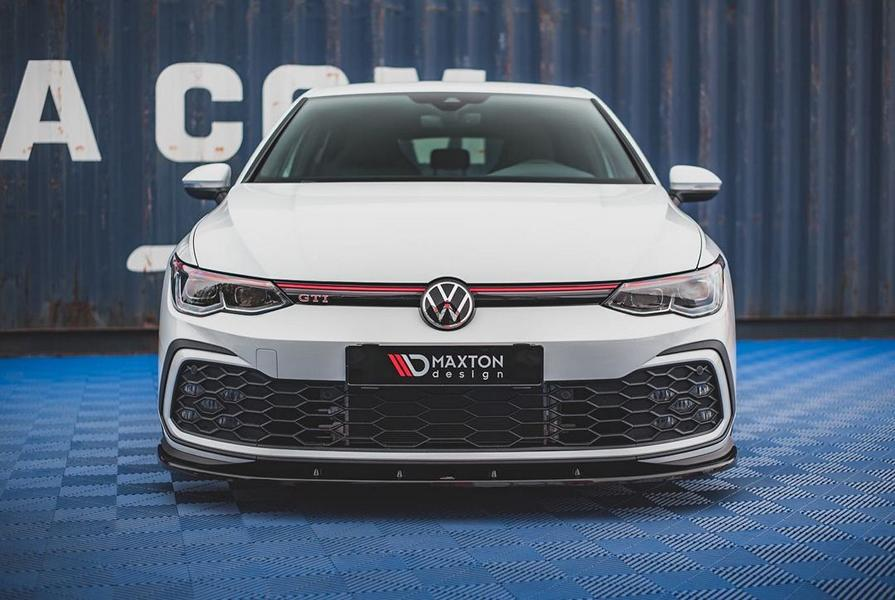 2021 Volkswagen Golf 8 GTI with Maxton Design Bodykit 1 2021 Volkswagen Golf 8 GTI with Maxton Design Bodykit!