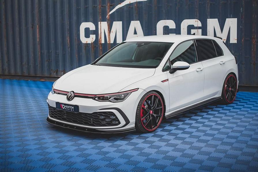 2021 Volkswagen Golf 8 GTI with Maxton Design Bodykit 8 2021 Volkswagen Golf 8 GTI with Maxton Design Bodykit!