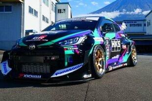 350 PS im HKS Co. Ltd. Widebody Toyota Yaris GR Header 310x205 350 PS im HKS Co. Ltd. Widebody Toyota Yaris GR