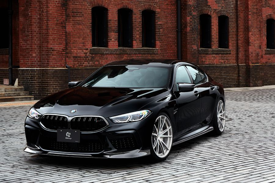 3D Design F93 BMW M8 Gran Coupe Tuning 13 3D Design: Tuning Parts für das BMW M8 Gran Coupe!