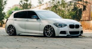 650 PS BMW M135i F20 F21 Airride Header 310x165 Brutally deep and super fast: 650 PS BMW M135i with Airride!
