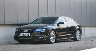 A5 Sportback B8 4WD without DCC front HVF 1 310x165 Fine-tuning with depth: H&R coil springs for Audi A5 / S5 / RS5