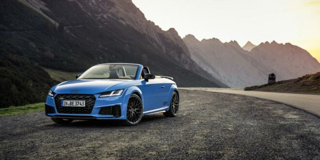 320 PS & 400 NM im 2020 Audi TTS competition plus!
