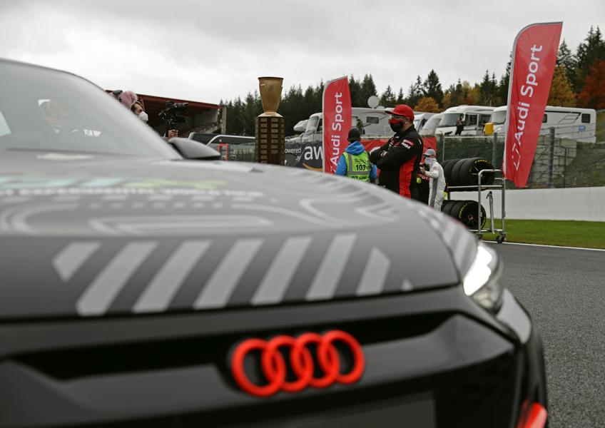 Audi RS e tron GT Prototyp 81 Audi RS e tron GT Prototyp beweist sich in ersten Tests!