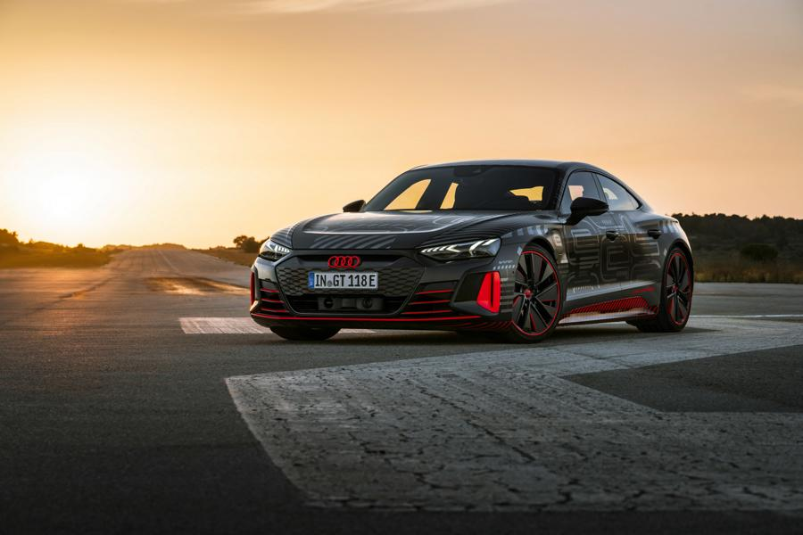 Audi RS e tron GT prototype 93 These new cars for high earners will be launched in 2021