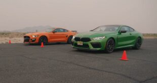 BMW M8 Competition vs. Shelby GT500 Mustang 2 1 310x165 Video: BMW M8 Competition vs. Shelby GT500 Mustang!