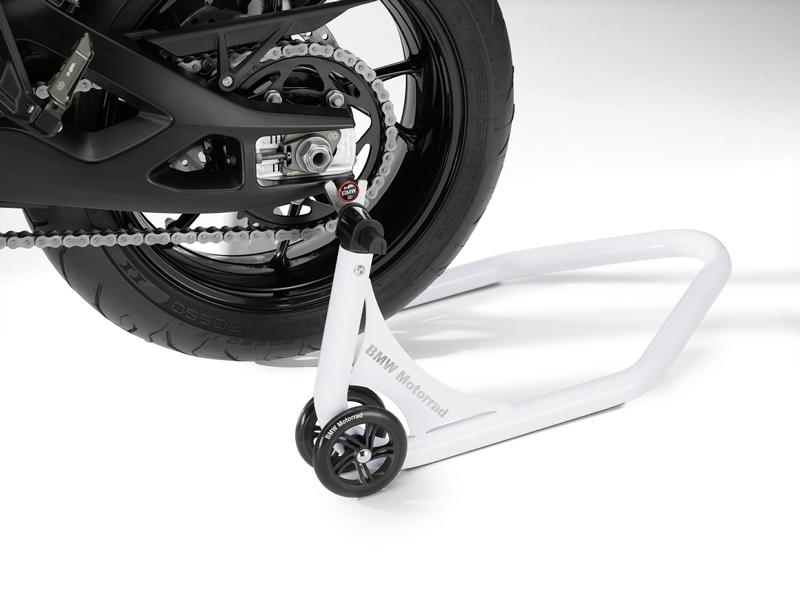 BMW Motorrad accessories winter tuning 2 Wintering your motorcycle: Winter break with products from BMW!