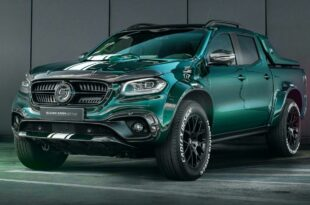 Carlex Mercedes X Klasse EXY Racing Green Edition Header 310x205 Carlex Mercedes X Klasse EXY als Racing Green Edition!